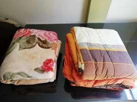 Cobertores reversibles