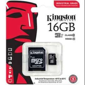 MICRO SDCS/16GB KINGSTON ORIGINAL