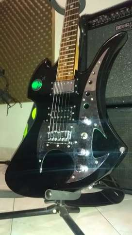 Guitarra electrica BC Rich Special edition Evil Edge