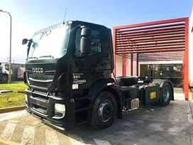 Camion  Iveco  Remolcador   Stralis GNV 4x2  2013