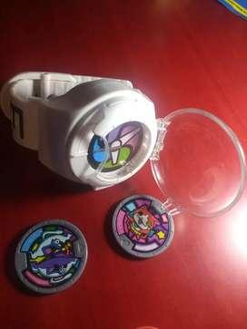 Reloj Yokai  Original Hasbro muy poco uso