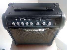 Amplificador de guitarra Line 6 Spider iv 15