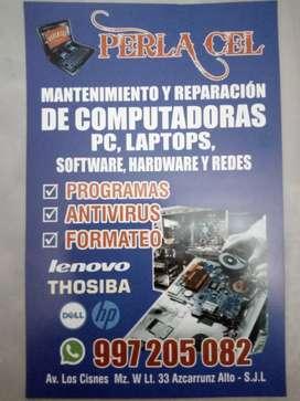 Servicio Técnico de celulares.