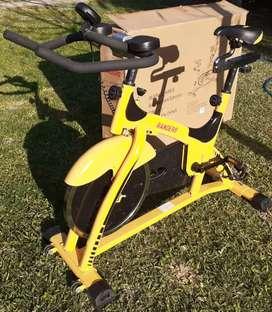 Bicicleta Fija de Spinning Randers 889 SP
