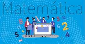 Apoyo escolar matemáticas primaria / secundaria