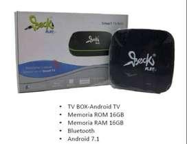 TV BOX ANTROID TV