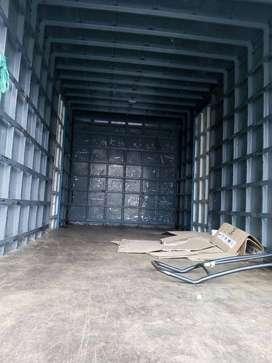 camiones de mudanzas a nivel nacional