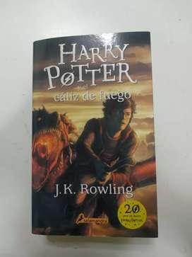 Harry Potter y el cáliz de fuego - Salamandra