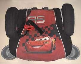BOOSTER GRACO asiento para auto. Silla elevadora para niños. (Como nueva)