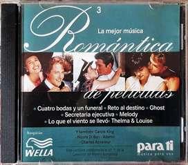 La Mejor Música Romántica De Películas Nº 3 Para Ti 1998