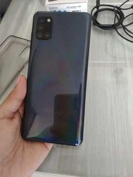 Samsung A31 como nuevo