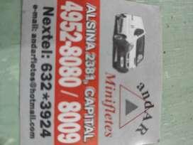 Se necesita chofer con camioneta para agencia de fletes