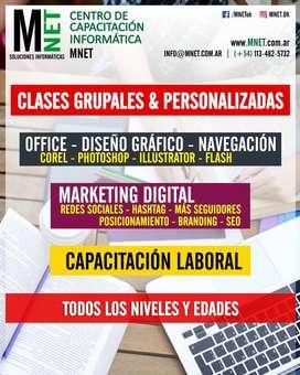 Informática Redes Sociales Marketing Digital E-Commerce