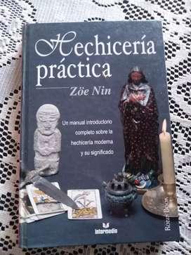 Libro hechicería práctica
