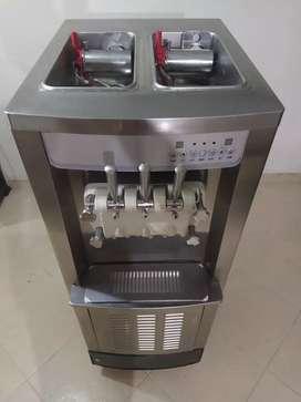 Máquina de helado blando