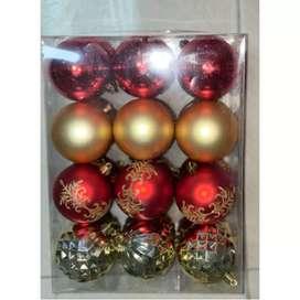 Bombillos de Navidad 24 unidades