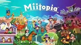 Miitopia - Código de descarga oficial