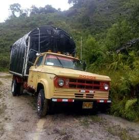 Vendo camión Dodge