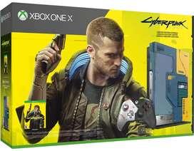 Xbox One Edición Limitada Cyberpunk2077