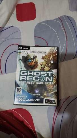 Juego ghost recon
