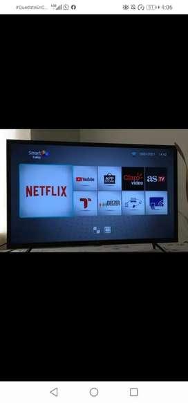 Vendo televisor kalley smart de 32 pulgadas como nuevo