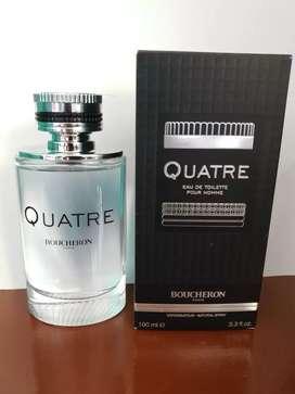 Perfume Quatre Boucheron para Hombre