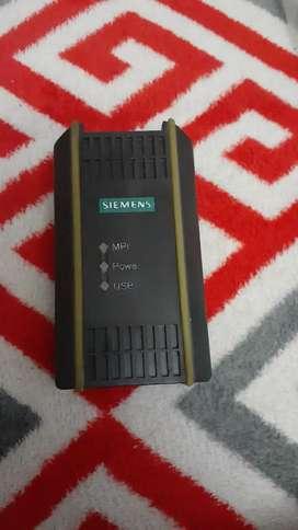 Cable De Progamacion Plc Usb Siemens 6es7972-0cb20-0xa0
