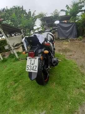 Hermosa moto yamaha fz del 2015 como nueva