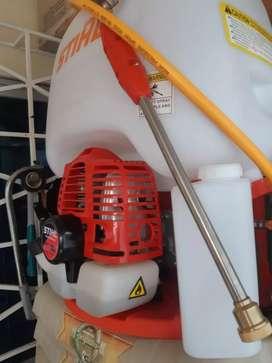 Moto fumigadora nueva 20lt