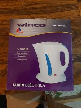 Pava Electrica Winco