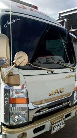 Se vende camión tipo furgón modelo 2019 marca JAC