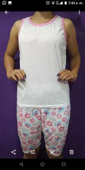 Pijamas y Camisetillas