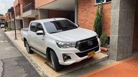 Hilux 2019 2.7 Gasolina 4X4