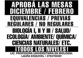 ¡¡Aproba Biología!!