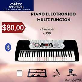 Pianos electronicos multifunciones