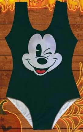Body Mickey, nuevo, talla S-M