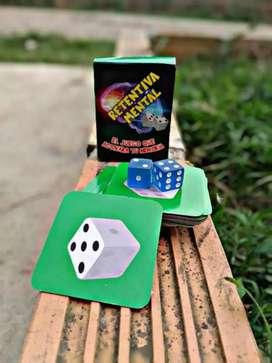 Espectaculares juegos de mesa