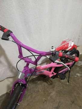 Bicicleta aro 20 de aluminio NUEVA
