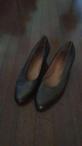 Zapatos de cuero 38