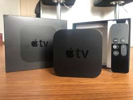 Apple Tv 4ta Generación 32gb En Perfecto Estado
