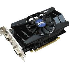 Placa De Video MSI Radeon R7 250 2gb GDDR3