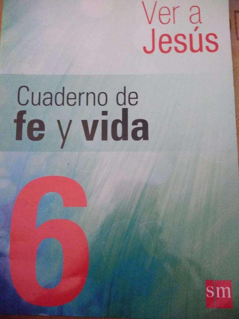 Cuaderno Fe Y Vida Nuevo 0