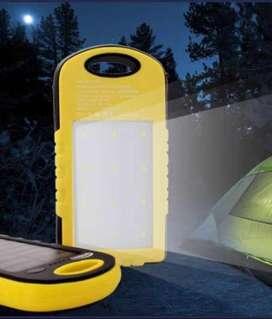 Cargador solar, ayuda al medio ambiente