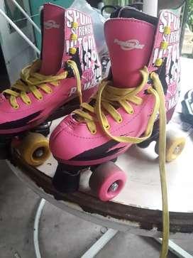 Se venden patines como nuevo