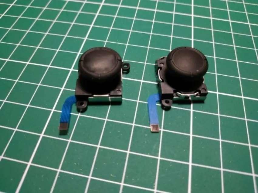 Repuesto e instalación Joysticks 4th Generación Joy-cons