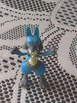 Vendo juguete de pokemon: Lucario