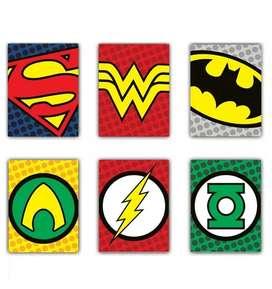 CUADROS LIGA DE LA JUSTICIA- Súper Héroes DC comics.