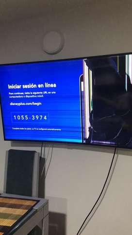 Televisor Samsung curvo 49 pulgadas  para Repuesto