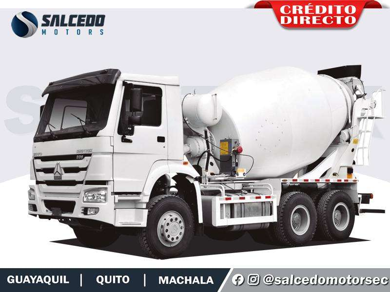 SINOTRUK - Camión MIXER 0
