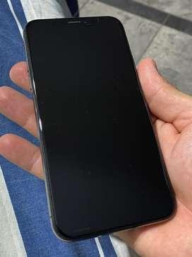 Apple Iphone X - 256 Gb - Color negro - Usado en excelentes condiciones - con accesorios